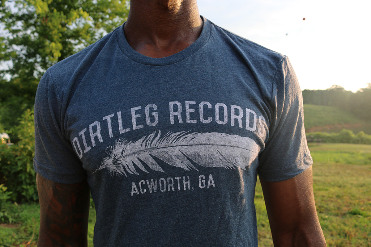 Dirtleg Records T-shirt